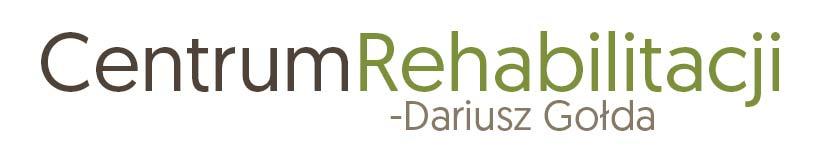 Centrum Rehabilitacji - Dariusz Gołda Logo